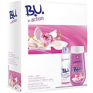 B.U. In Action Pure and Dry set - Gift Set