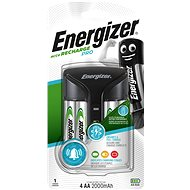 Energizer Pro Charger +4AA Power Plus 2000mAh - Charger