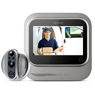 Eques Veiu Smart Video Doorbell Nickel - Video Phone