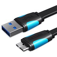 Vention USB 3.0 (M) to Micro USB-B (M), 2m, Black - Data Cable