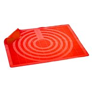 BANQUET Silicone Rolling Board Culinaria RED A05338