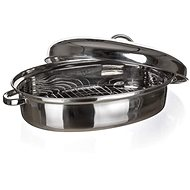 BANQUET AKCENT 46cm Stainless Steel Oval