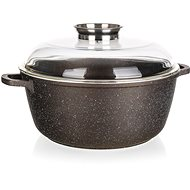 BANQUET Kastrol PREMIUM dark brown A12898 - Pot