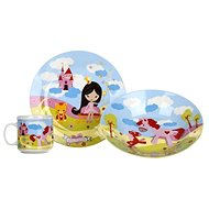 BANQUET Children's 3 Pieces Little Princes Set A11675 - Children's Dining Set