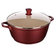 BANQUET Gourmet Ceramia Pot with Lid 4.5l 24cm A11379 - Pot