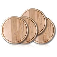 BANQUET set of wooden boards A04026 - Chopping board