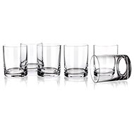 BANQUET Degustation Crystal Whisky tumblers A00506 - Glass Set
