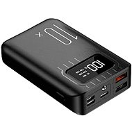 VIKING GO10 10000mAh Black - Powerbank