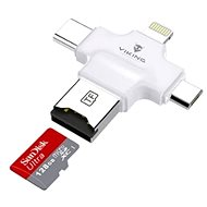 Viking 4in1 white - Card Reader
