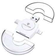 VIKING V4 USB 3.0 4-in-1 White