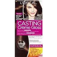 L'ORÉAL CASTING Creme Gloss 403 Chocolate Fudge - Hair dye