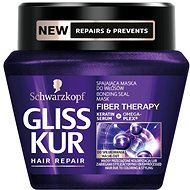 SCHWARZKOPF GLISS KUR Fiber Therapy 300ml - Hair Mask