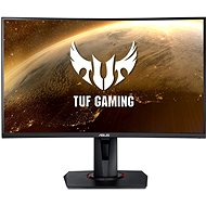 "27"" ASUS TUF Gaming Curved VG27VQ - LCD Monitor"