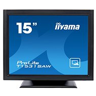 "15"" iiyama ProLite T1531SAW-B3 Touchscreen - LCD Touch Screen Monitor"