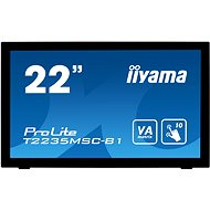 "21.5"" iiyama ProLite T2235MSC-B1 MultiTouch - LCD Touch Screen Monitor"