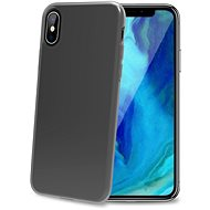 CELLY Gelskin for Apple iPhone XS Max Black - Silicone Case