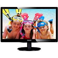 "19.5"" Philips 200V4LAB2 - LCD monitor"