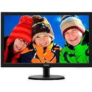 "21.5"" Philips 223V5LSB - LCD monitor"