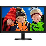 "23.6"" Philips 243V5LSB5 - LCD monitor"
