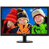 "27"" Philips 273V5LHAB - LCD monitor"