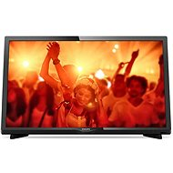 Philips 4000 Series Ultra Slim LED TV with Digital Crystal Clear - Television
