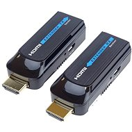 PremiumCord HDMI FULL HD 50m Extender Over Single CAT6 Cable - Extender