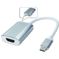 PremiumCord USB 3.1 to HDMI with Aluminium Case - Adapter