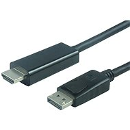PremiumCord DisplayPort - HDMI M/M - Data cable