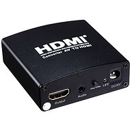 PremiumCord AV Signal and Audio Converter to HDMI - Adapter