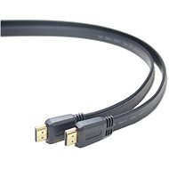 PremiumCord HDMI High Speed interface 2m, flat