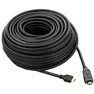 PremiumCord HDMI High Speed with Ethernet interface 25m Black - Video Cable