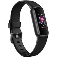 Fitbit Luxe - Black/Graphite Stainless Steel - Fitness Tracker