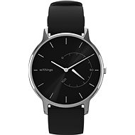 Withings Move Timeless - Black/Silver - Smartwatch