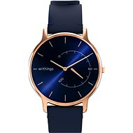 Withings Move Timeless Chic - Blue/Rose Gold - Smartwatch