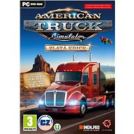 American Truck Simulator Gold Edition - PC Game