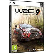 WRC 9 The Official Game - PC Game
