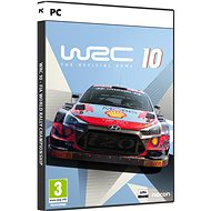 WRC 10 The Official Game - PC Game