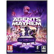 Agents of Mayhem - PC Game