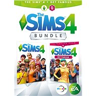 The Sims 4: Get Famous (Full game + extension) - PC Game