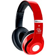 Gogen HBTM 41RR Red - Headphones with Mic