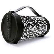 Gogen BPS 320 STREET Black/White - Bluetooth speaker