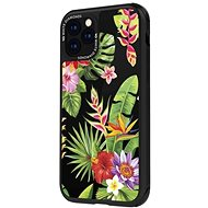 White Diamonds Jungle Case for iPhone 11 Pro - Flowers - Mobile Phone Case