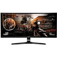 "34"" LG 34UC79G-B Curved Ultrawide - LCD monitor"