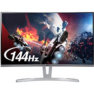 "27"" Acer ED273Awidpx silver - LCD monitor"