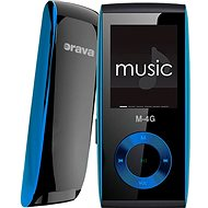 Orava M-4G blue - MP4 Player