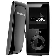Orava M-4G Black - MP4 Player