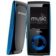 Orava M-8G - Blue - MP4 Player