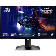 "24.5"" MSI Optix MAG251RX - LCD Monitor"