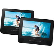 DUAL Sencor SPV 7771 - Portable DVD-Player
