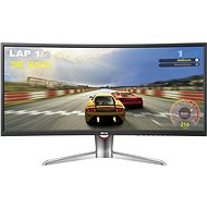 "35"" BenQ XR3501 Curved - LCD monitor"